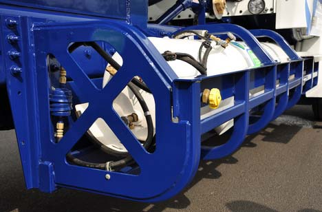 S2G Propane | Freightliner Chassis Commercial